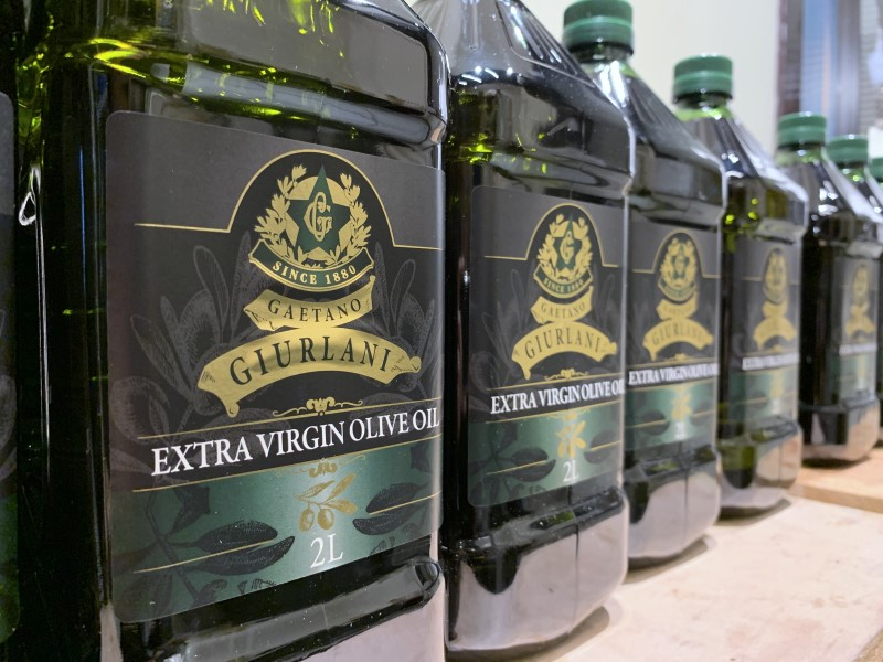 EV特級初榨欖油