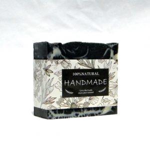 皂籽瓏 黑面將軍 手工冷製馬賽皂