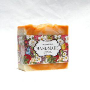 皂籽瓏 紅麴佳人 手工冷製馬賽皂