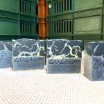 皂籽瓏 墨藍茴首 手工皂