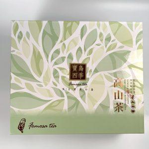 手工皂禮盒/金箔皂與佳葉茶