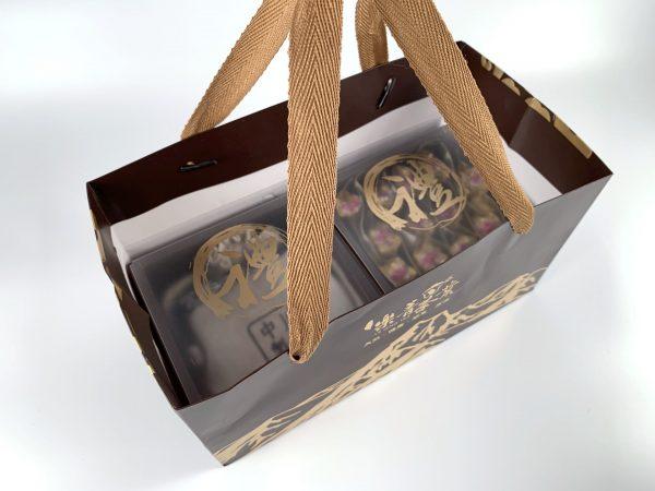 樂菁茶業 + 皂籽瓏 手工皂禮盒