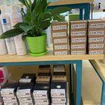 手工皂在美妝批發專櫃上架