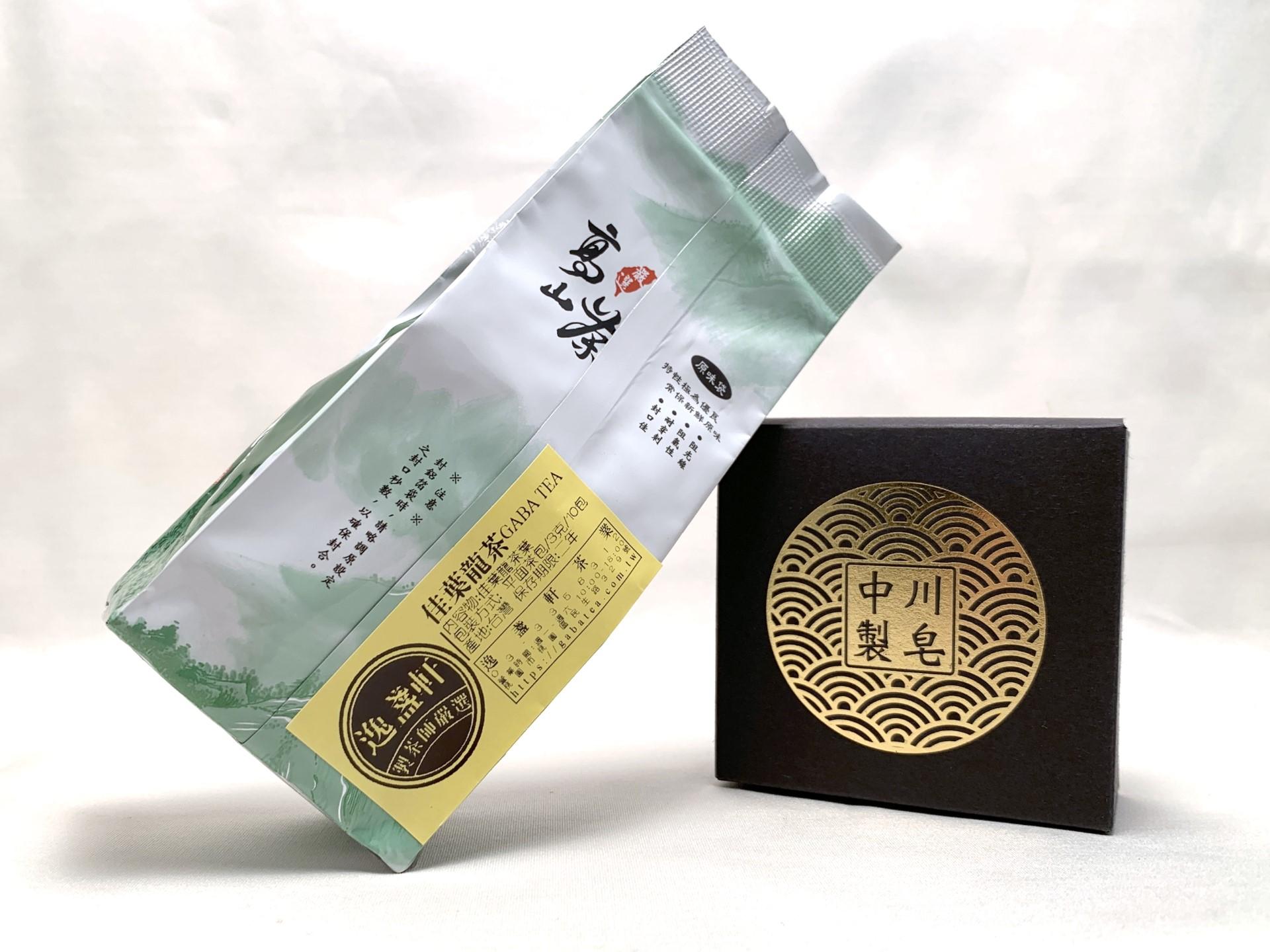 異業合作:逸盞軒茶業/佳葉龍茶