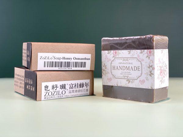富桂蜂年 桂花蜂蜜手工皂