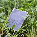 海茴香手工皂 :皂籽瓏系列 青黛海洋,在美國亞馬遜電商是 ZOZILO Ocean Blue